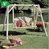 wooden teak garden bench