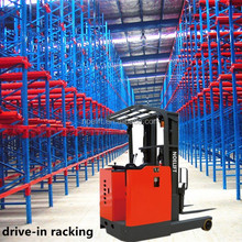 48V battery reach truck electric reach truck export to Canada market