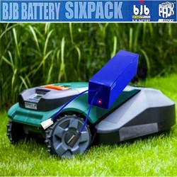 Customized Rechargeable Robot Vacuum Cleaner Battery 22.2V Li Ion Battery Pack (22Ah/40Ah)