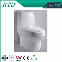 Middle East design S-trap 250 sanitary ware colored toilet bowl ----HTD-MA-2090