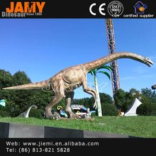 Outdoor Park Artificial Animatronic Dinosaur Scale Models