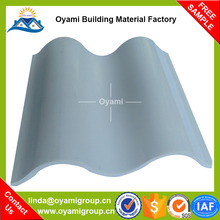 Factory price semi-rigid roof ridge tile