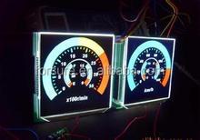 Graphic LCD Round Sharpe Graphic
