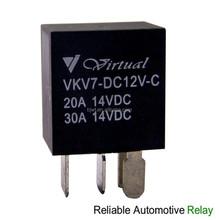 30A car relay automotive relay
