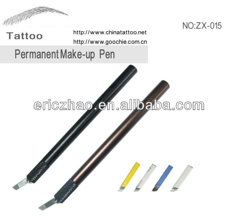 Semi permanent makeup eyebrow manual tattoo pen view for Eyebrow tattoo pen