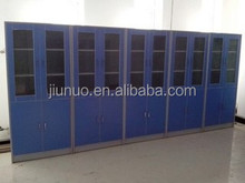 Customization laboratory furniture aluminum alloy wooden filing storage cabinet