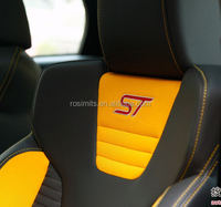 POLO sports seat cover made in leather
