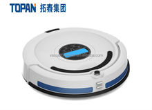 robot vacuum cleaner aotomatic robotic intelligent time setting self charging sweeping mopping 4 in bumper anti falling sensor