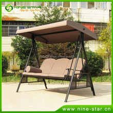 FACTORY DIRECTLY!! OEM Quality iron frame hanging swing chair for sale