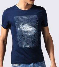 Super Low Price T Shirt Men's Cotton sublimation Printed Short Sleeve O-neck T-shirt Wholesale China