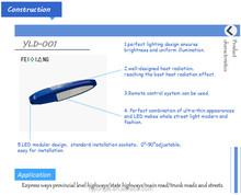 solar panel 150 watt hps street light