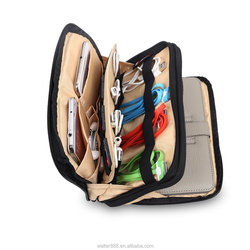 Travel Case Packing Cubes for Ipad Mini,Jacqurd pouch for ipad