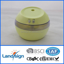 RD301 Cixi Landsign 2015 new product for home/office use usb/car adaptor power supply air innovations ultrasonic humidifier