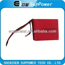 0.2C~35C safety lipo battery 5v