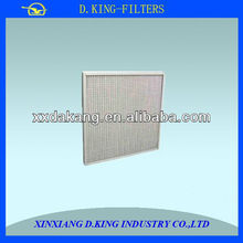 high precision 18 x 18 air filter