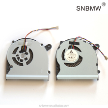 Original 4 wires Laptop CPU Cooling Fan for ASUS S500 S500C S500CA V500C X502 X502C series