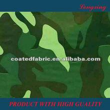 Camuflaje impreso tela impermeable