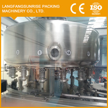 High Performance Auto Can Filling And Sealing Machine 250Cans/Min
