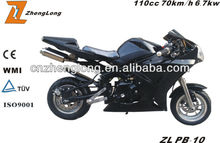 CE certification 110cc mini pocket bike