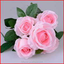 Factory hot sale flowers artificial mini roses