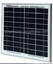Peak Efficiency 10W Poly Solar Panel for Home Application with Friendly Price