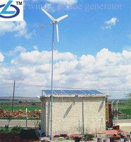 hot sale 2.5KW wind turbine, low rpm windmill generator, wind turbine generator 2.5kw