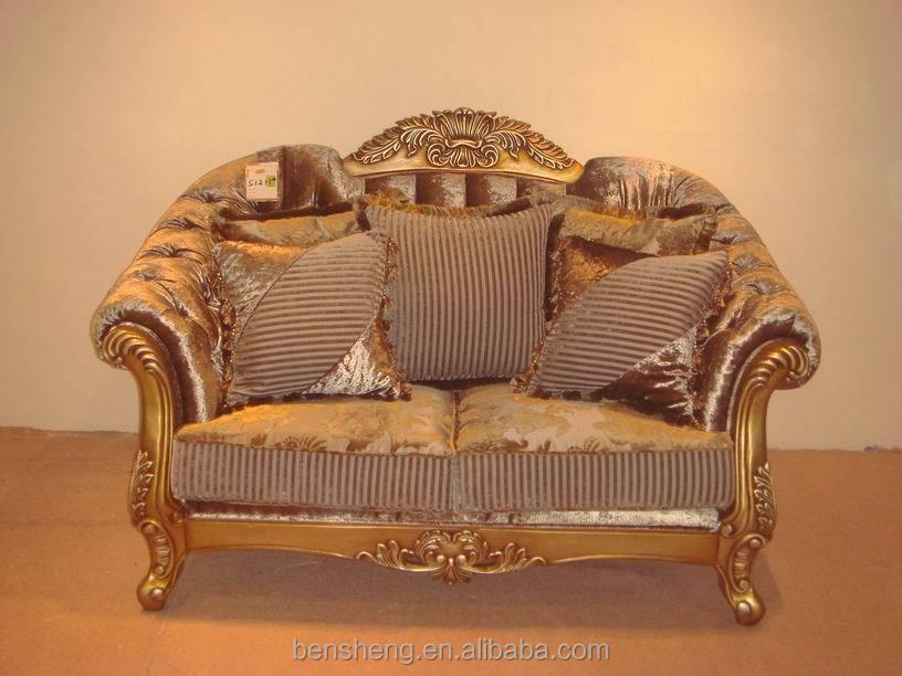 S1211 foshan shunde muebles sofá neoclásico sofá Último diseño ...