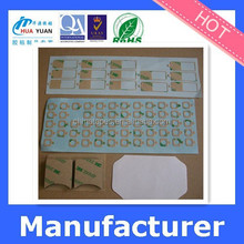 Hot sell 3M Double Sided Adhesive Die Cutting tape for industries