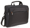 Triple deckers fashion classic black laptop bag