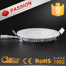 Ce Rohs Approved 5 Inch Cut Out Ultra Thin 6W Panel Led Light