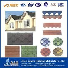 Alibaba China Supplier Asphalt Shingle Roof Tile for Modern House Design