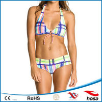 adjustable halter sexy beach bikinis