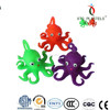 YOYO octopus click clack puffer ball, flashing puffer ball toy