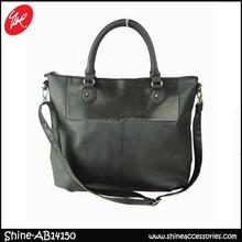fashion men business pu handbag