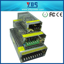 YDS factory direct sales led transformer 110~220vac Input 12VDC 30A 360W 12v LED Switching Power Supply with Fan
