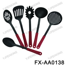 FX-AA0138 Nylon kitchen tools set for cooking