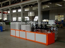 new appication window frame , sash and other main profile extrusion machine