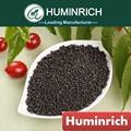 Huminrich fertilizantes compuestos orgánicos humatos granular+npk leonardita