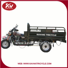 2015 KAVAKI brand adult India 150cc powerful engine three wheel motorcycle for cargo transportation with good guality and price