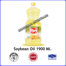 100% Pure Refined Soybean Oil 1,900 Ml.