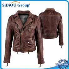 biker style womens leather biker jacket
