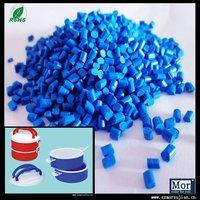 FDA Plastic Color master batch blue for injection moulding/blow film/blow moulding