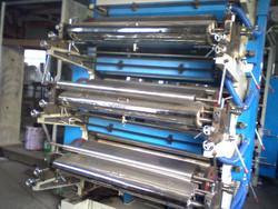 Wholesale price 4 color t-shirt plastic shopping bag printing machine
