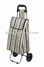Folding Supermarket Shopping Trolley Bag
