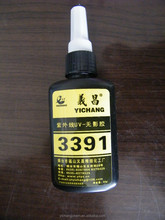 3391 high strength clear UV glue for jewelry