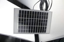 285*185*18 cm Size and Polycrystalline Silicon Material Solar Panel