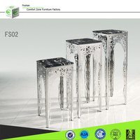 FS02 wedding decoration flower stand