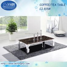 shanghai commercial furniture lounge acrylic sofa side table CJ815