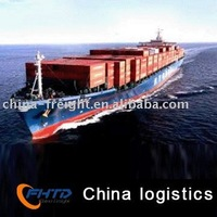 shipping agency from Shanghai to Singapore