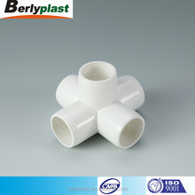 Alibaba china pipe manufacturers 5 way plastic pvc pipe fitting